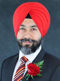 Profile image for Cllr Gurbax Singh